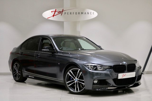 2018 68 BMW 3 SERIES 3.0 340I M SPORT SHADOW EDITION 4d AUTO 322 BHP