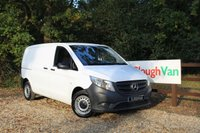 USED 2015 65 MERCEDES-BENZ VITO 1.6 109 CDI SWB COMPACT Cruise Control, Bluetooth, Parking Sensors