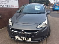 USED 2015 65 VAUXHALL CORSA 1.2 DESIGN 3d 69 BHP new shape 1 owner very low miles service history