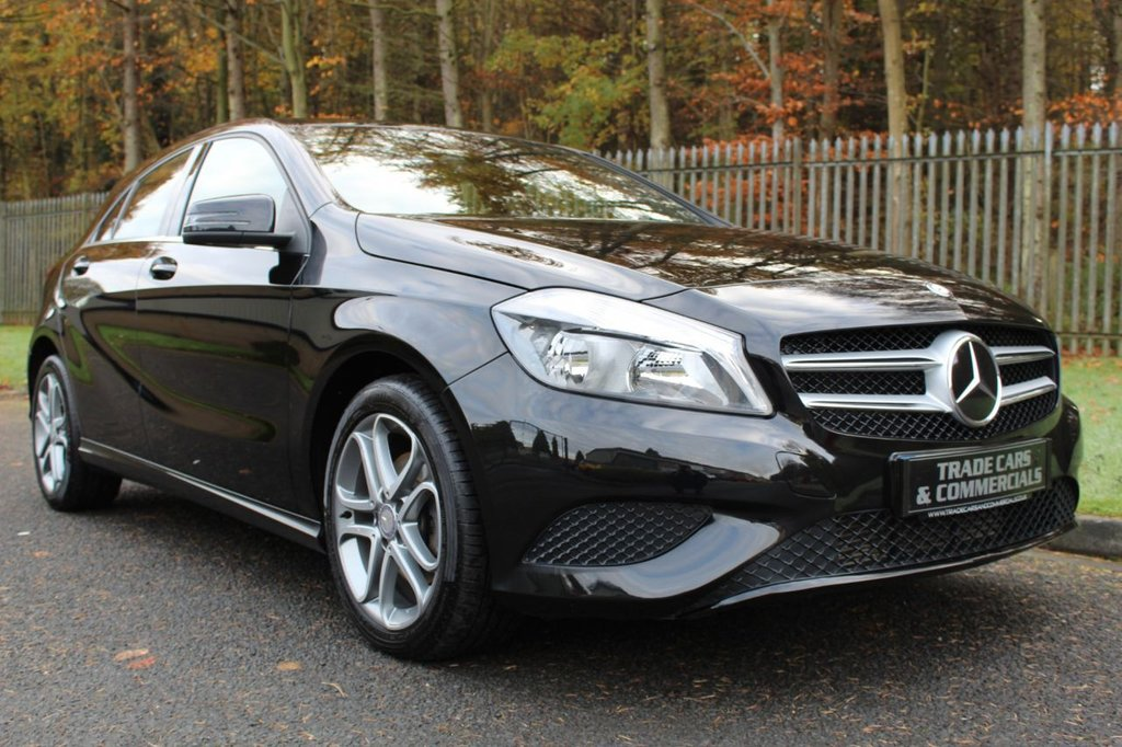 USED 2012 62 MERCEDES-BENZ A-CLASS 1.8 A200 CDI BLUEEFFICIENCY SPORT 5d 136 BHP LOW MILEAGE, LOW OWNERS, FULL SERVICE HISTORY AND GREAT CONDITION!!!