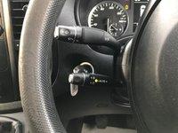 USED 2016 16 MERCEDES-BENZ VITO SILVER LWB TAIL GATE 109 CDI 88 BHP CRUISE MEDIA