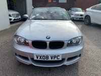 USED 2008 08 BMW 1 SERIES 2.0 118i M Sport 2dr FULL SERVICE HISTORY