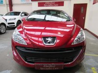 USED 2010 10 PEUGEOT 308 CC 1.6 THP SE 2dr *ONE OWNER 50000 MILES F/S/H*