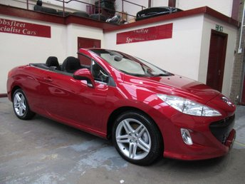 View our PEUGEOT 308 CC