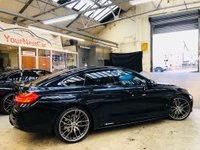 USED 2015 64 BMW 4 SERIES 3.0 435i M Sport Gran Coupe (s/s) 5dr PERFORMANCE KIT 20s M BRAKES