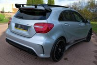 USED 2015 15 MERCEDES-BENZ A CLASS 2.0 A45 AMG 7G-DCT 4MATIC 5dr COMMAND+PAN ROOF+AA CHECKED