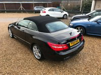 USED 2010 10 MERCEDES-BENZ E CLASS 1.8 E250 CGI BlueEFFICIENCY Sport Cabriolet 2dr Sat Nav & Air Scarf