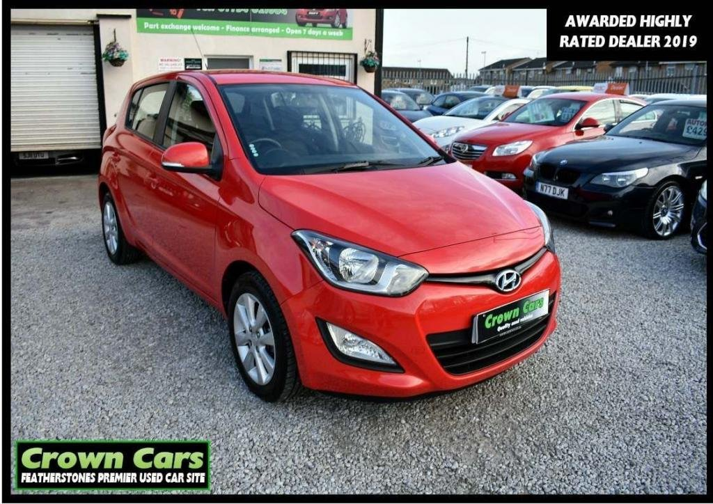 USED 2014 64 HYUNDAI I20 1.2 Active 5dr FINANCE & PART EXCHANGE DEALS