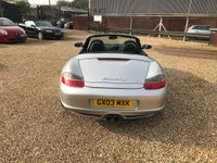 USED 2003 03 PORSCHE BOXSTER 3.2 986 S 2dr Very Genuine Car With FSH