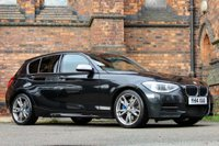 USED 2014 14 BMW 1 SERIES 3.0 M135i Sports Hatch (s/s) 5dr PRONAV-HEATED LHR-XENON-FBMWSH