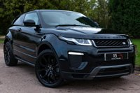 USED 2018 67 LAND ROVER RANGE ROVER EVOQUE 2.0 TD4 HSE Dynamic Auto 4WD (s/s) 3dr PAN ROOF+NAV+4 WD+LANE ASSIST