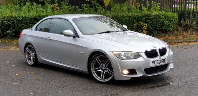 2011 60 BMW 3 SERIES 2.0 320D M SPORT 2d 181 BHP