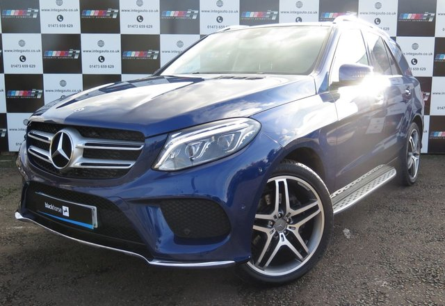 View our MERCEDES-BENZ GLE