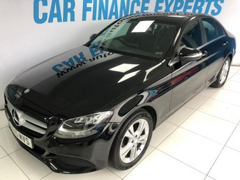 2015 MERCEDES-BENZ C-CLASS 2.0 C200 SE EXECUTIVE 4d 184 BHP £11000.00