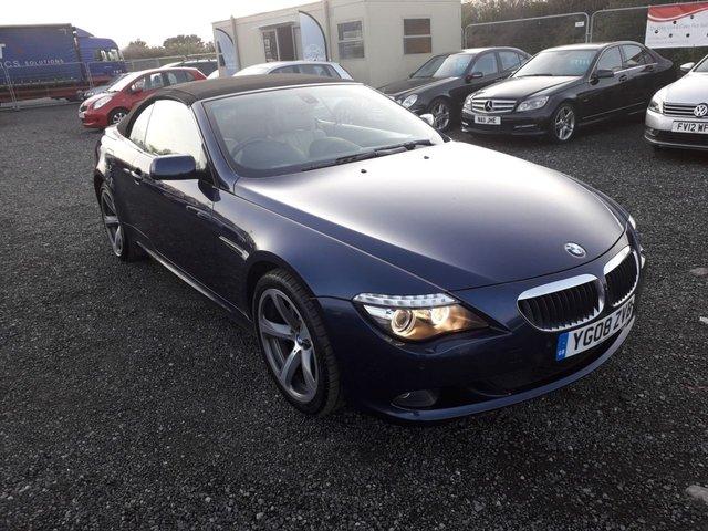 2008 08 BMW 6 SERIES 3.0 630I SPORT 2d AUTO 269 BHP