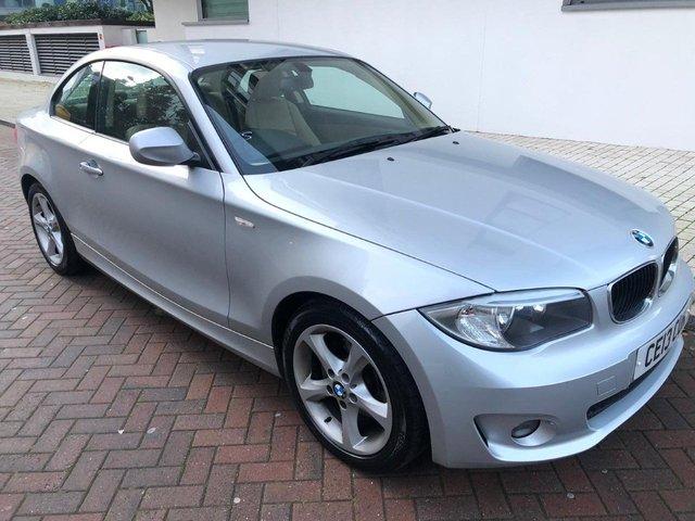 2013 13 BMW 1 SERIES 2.0 120I SE 2d AUTO 168 BHP