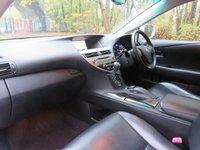 USED 2009 59 LEXUS RX 3.5 450H SE-I 5d AUTO 249 BHP