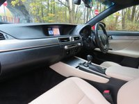 USED 2012 62 LEXUS GS 2.5 250 F SPORT 4d AUTO 206 BHP