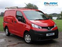 USED 2016 66 NISSAN NV200 1.5 DCI ACENTA 90 BHP - No VAT - Low Mileage - Stunning Van - F/S/H -
