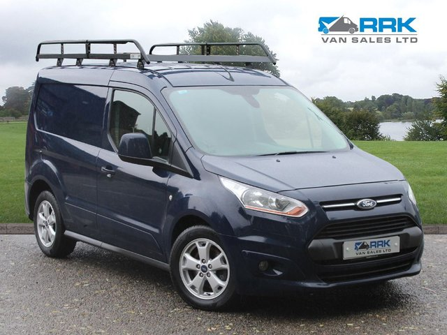 2015 65 FORD TRANSIT CONNECT 1.6 200 LIMITED P/V 114 BHP
