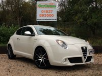 USED 2014 64 ALFA ROMEO MITO 0.9 TWINAIR SPORTIVA 3dr £0 Tax, 1 Owner, FSH