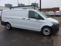 2015 MERCEDES-BENZ VITO 114 BLUETEC XLWB, 136 BHP [EURO 6] SOLD
