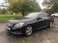 2014 MERCEDES-BENZ E CLASS 2.1 E220 CDI SE 4d AUTO 168 BHP £10450.00