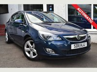 2011 VAUXHALL ASTRA 1.6 SRI 5d AUTO 113 BHP £4495.00