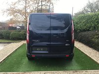 USED 2013 13 FORD TRANSIT CUSTOM 2.2 270 LIMITED LR P/V 124 BHP A Superb Multi Purpose Leisure Van with 6 Seats and Rear Gaming Station Including Twin Monitors, Playh Station 3, DVD Player with Leisure Battery and Inverter, in Addition is a Ply Lined Rear Load Area with Shelving. Factory Specification to Include: Bluetooth Connectivity, Air Conditioning, 15 Inch Alloy Wheels, Park Distance Control, Automatic Headlights, Leather Multi Function Steering Wheel, Cruise Control, 6 Seats, On-board Computer, Heated Electric Powerfold Mirrors.