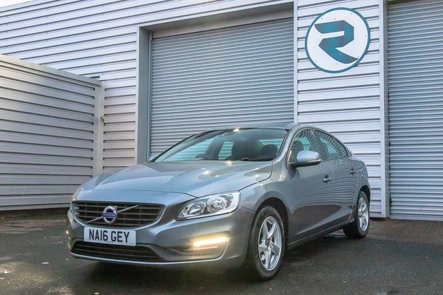 USED 2016 16 VOLVO S60 2.0 D3 BUSINESS EDITION 4d AUTO 148 BHP