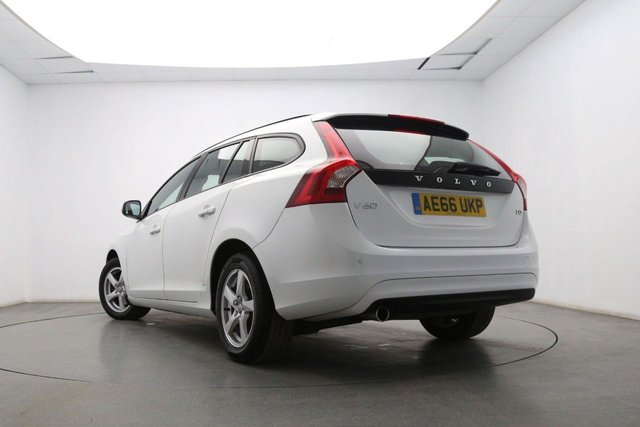 VOLVO V60 at Georgesons