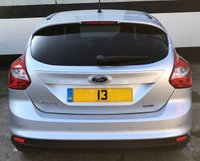 USED 2013 13 FORD FOCUS ZETEC 1.6 TDCI 5DR 115 BHP, JUST SERVICED & NEW CAMBELT DEPOSIT TAKEN - SIMILAR VEHICLES WANTED.