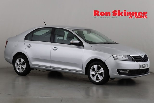 View our 2018 67 SKODA RAPID 1.0 SE TSI 5d 94 BHP