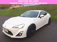 USED 2012 62 TOYOTA GT86 2.0 D-4S 2d AUTO 197 BHP 2550.00 TOYOTA OPTIONAL EXTRAS