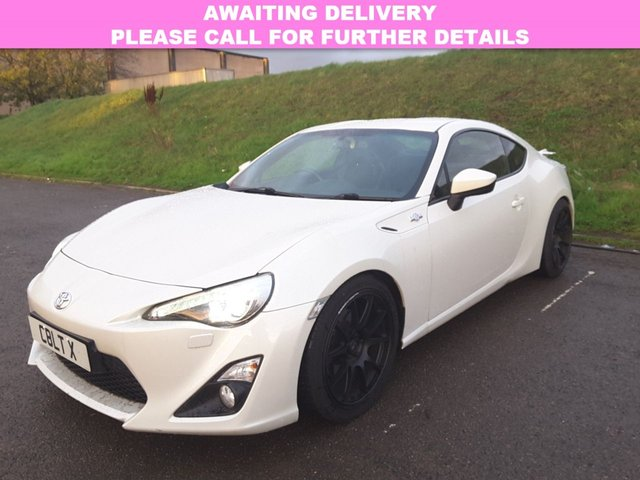 View our TOYOTA GT86