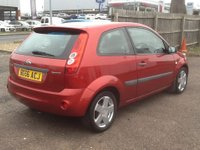 USED 2006 56 FORD FIESTA 1.4 ZETEC CLIMATE 16V 3d 80 BHP * ONLY 39000 MILES, HISTORY * ONLY 39000 MILES, SERVICE HISTORY
