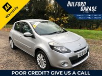 USED 2011 10 RENAULT CLIO 1.1 DYNAMIQUE TOMTOM TCE 5d 100 BHP