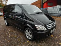 2012 MERCEDES-BENZ VITO 113 CDi COMPACT *ONLY 25000 MILES + AIR CON* £SOLD