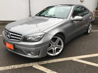 USED 2010 60 MERCEDES-BENZ CLC 180 1.8 Kompressor Sport Auto  PAN ROOF, FULL LEATHER !!