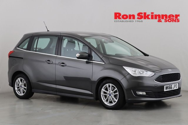 View our 2016 66 FORD GRAND C-MAX 1.5 ZETEC TDCI 5d AUTO 118 BHP