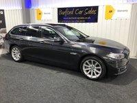 USED 2014 14 BMW 5 SERIES 2.0 520D LUXURY TOURING 5d AUTO 181 BHP