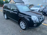 USED 2014 14 NISSAN X-TRAIL 2.0 TEKNA DCI 5d 171 BHP 1 OWNER CAR WITH GREAT SERVICE HISTORY !