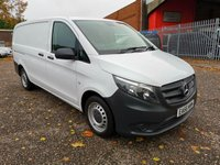 2016 MERCEDES-BENZ VITO 114 CDi BLUETEC LONG AUTOMATIC 136 BHP *AIR CON* £11495.00