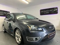 USED 2007 07 FORD FOCUS 2.5 ST-3 5d 225 BHP