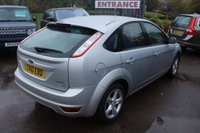 USED 2010 10 FORD FOCUS 1.6 ZETEC 5d 100 BHP