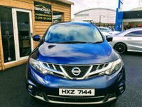 USED 2010 NISSAN MURANO 2.5 DCI 5d AUTO 187 BHP ***FINANCE AVAILABLE****
