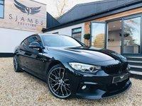 USED 2017 17 BMW 4 SERIES 2.0 420D XDRIVE M SPORT 2d 188 BHP