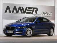 USED 2016 65 JAGUAR XE 2.0 R-SPORT 4d AUTO 161 BHP