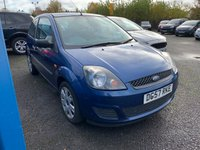 USED 2007 57 FORD FIESTA 1.2 STYLE 16V 3d 78 BHP SERVICE HISTORY