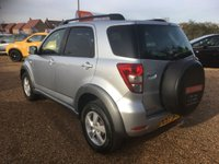 USED 2007 57 DAIHATSU TERIOS 1.5 SX 5d 104 BHP ONLY 31,000 MILES - FINANCE AVAILABLE